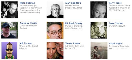 Manage Facebook Timeline Friends